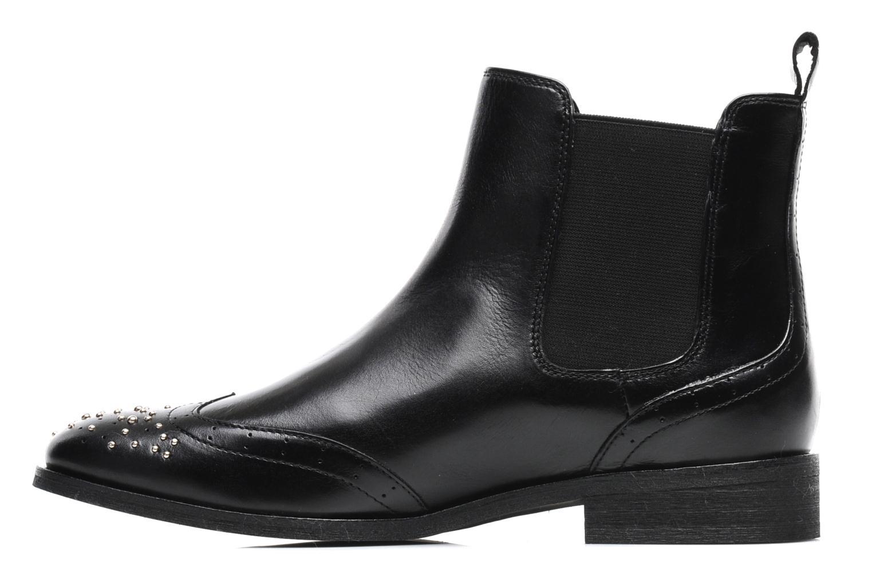 Boots en enkellaarsjes Georgia Rose Temago Zwart voorkant