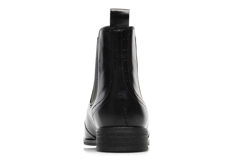 Boots en enkellaarsjes Georgia Rose Temago Zwart rechts