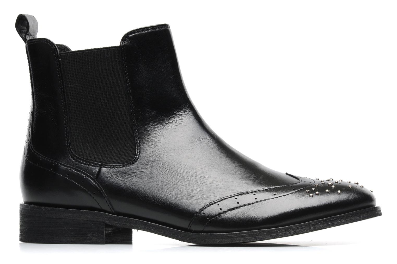 Boots en enkellaarsjes Georgia Rose Temago Zwart achterkant