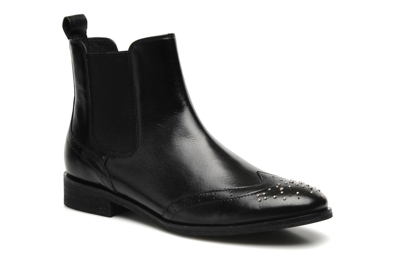 Boots en enkellaarsjes Georgia Rose Temago Zwart detail