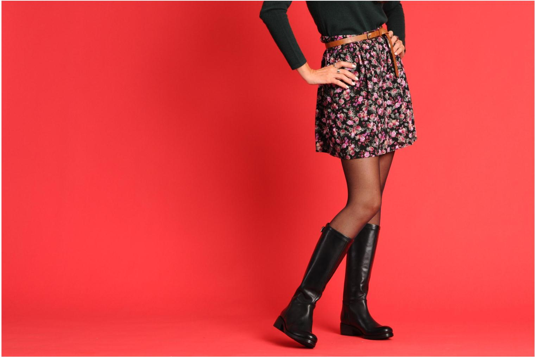 Stiefel Georgia Rose Teraci braun ansicht von unten / tasche getragen