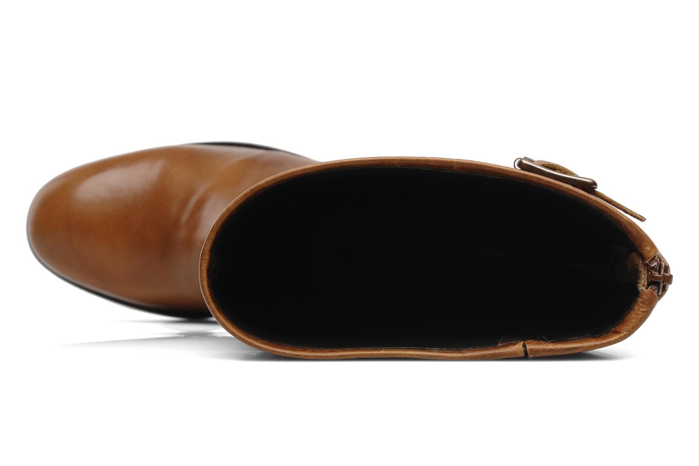 Stiefel Georgia Rose Teraci braun ansicht von links