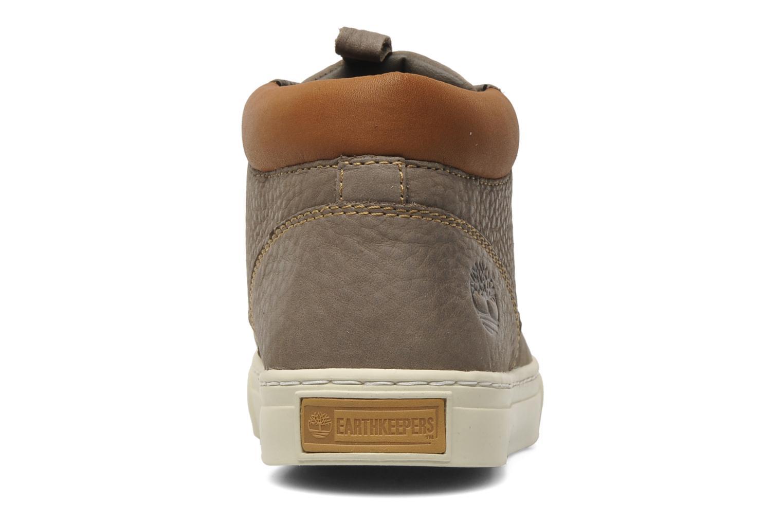 Sneaker Timberland Earthkeepers 2.0 Cupsole Chukka grau ansicht von rechts