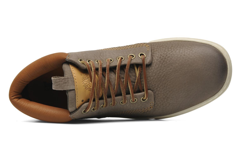 Sneaker Timberland Earthkeepers 2.0 Cupsole Chukka grau ansicht von links