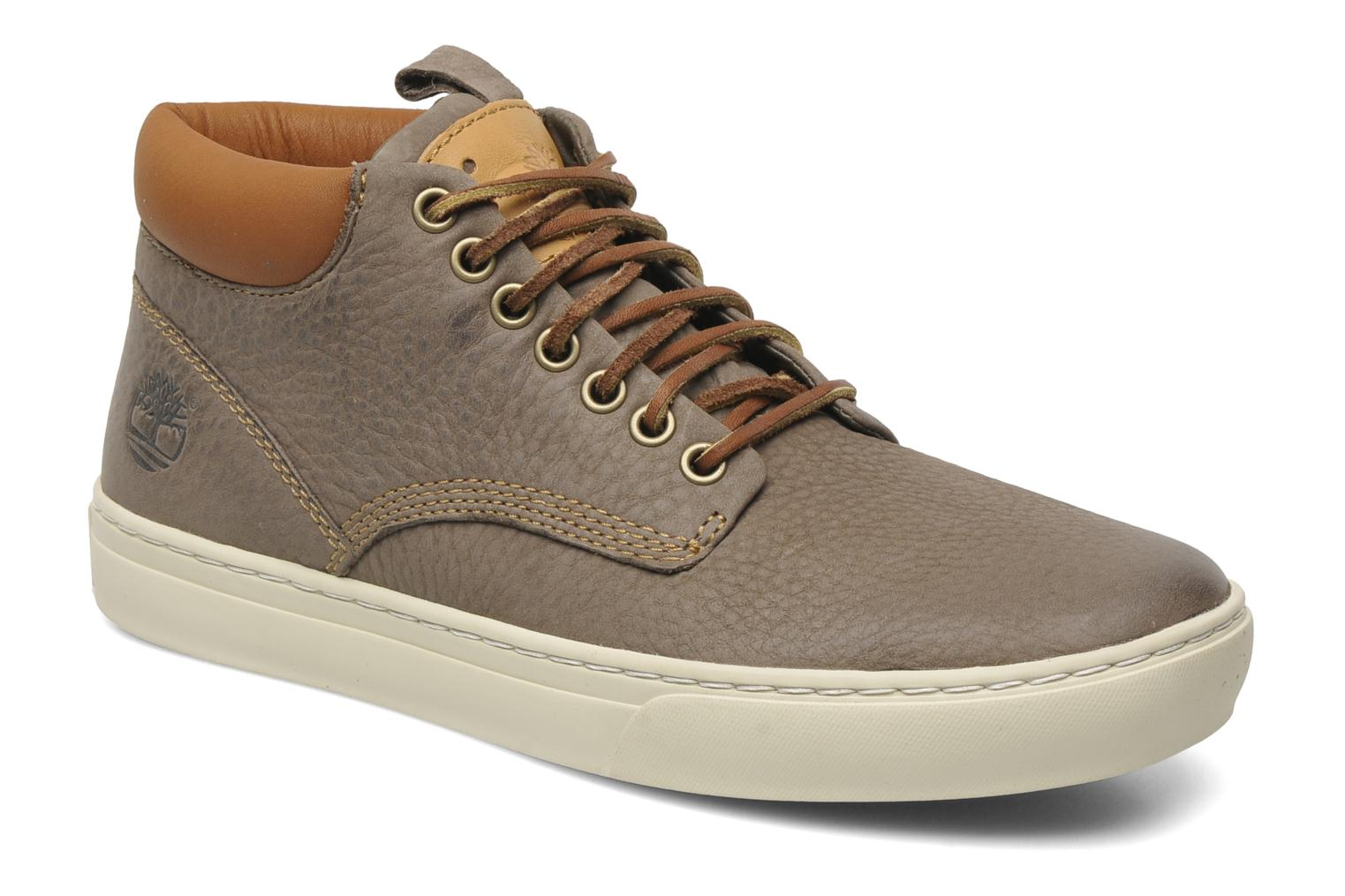 Baskets Timberland Earthkeepers 2.0 Cupsole Chukka Gris vue détail/paire