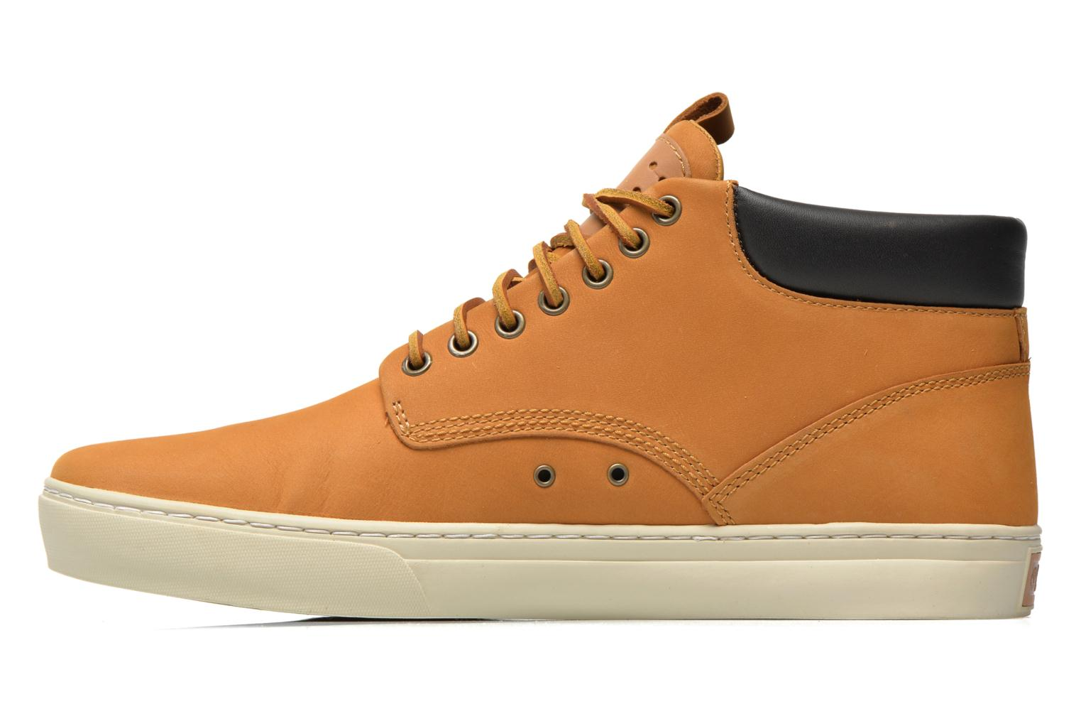Baskets Timberland Earthkeepers 2.0 Cupsole Chukka Jaune vue face