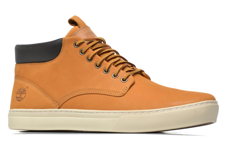 Sneaker Timberland Earthkeepers 2.0 Cupsole Chukka gelb ansicht von hinten