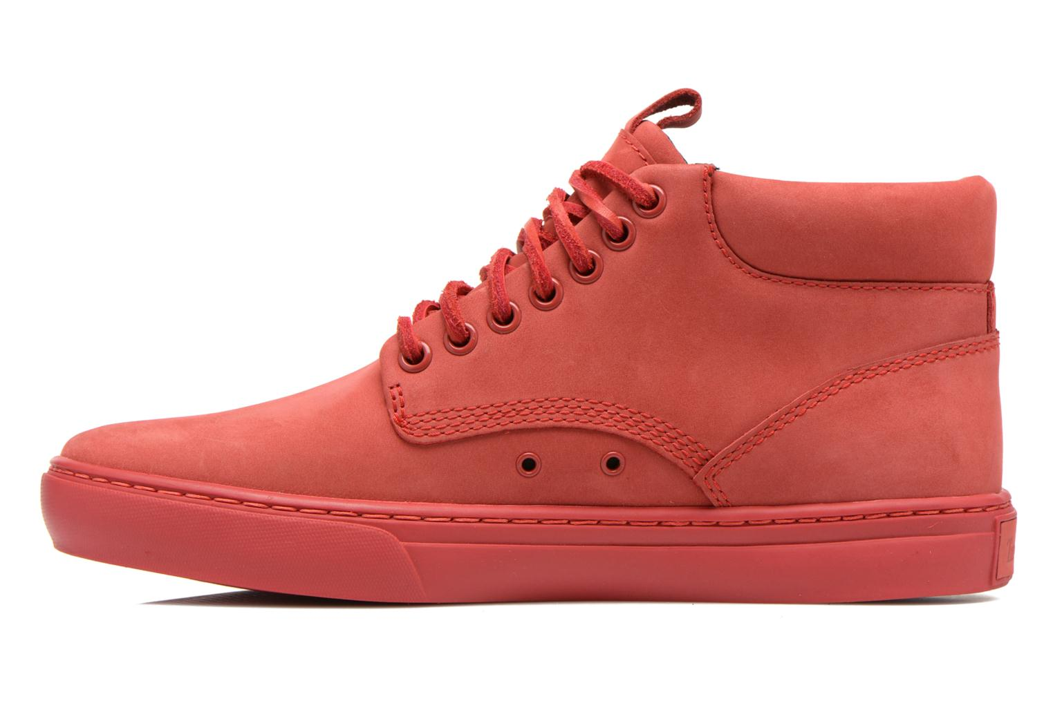 Sneakers Timberland Earthkeepers 2.0 Cupsole Chukka Rood voorkant