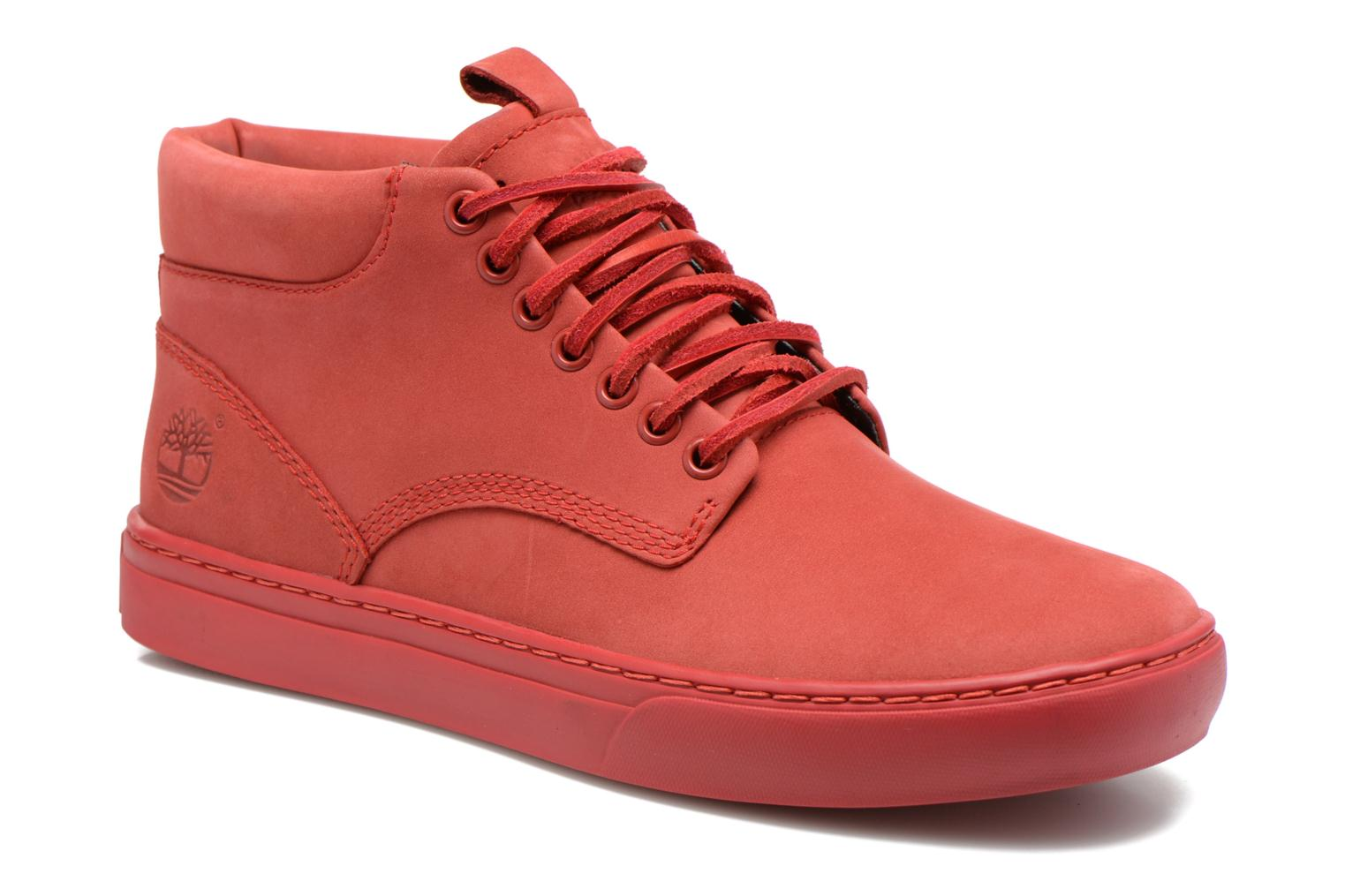 Sneakers Timberland Earthkeepers 2.0 Cupsole Chukka Rood detail