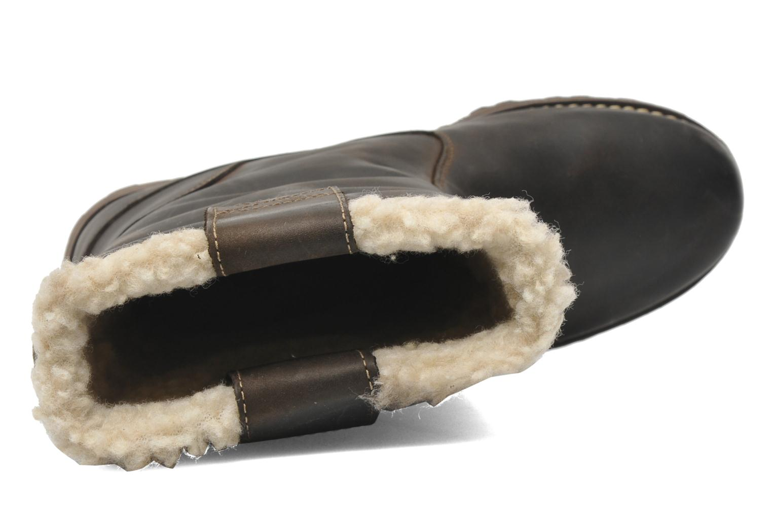 Laarzen Timberland 8 In Pull On WP Boot with Shearling Bruin links