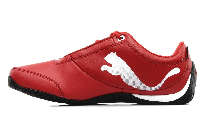 Sneaker Puma Drift Cat 4 L SF NM Jr rot ansicht von vorne