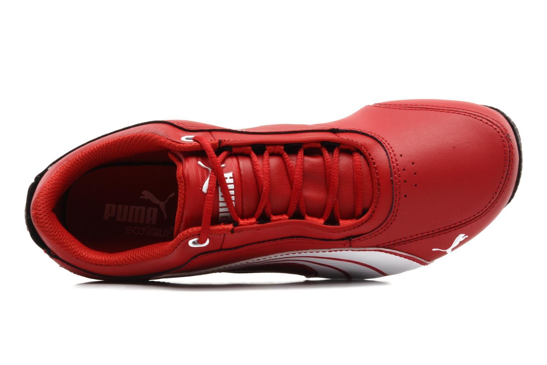 Sneaker Puma Drift Cat 4 L SF NM Jr rot ansicht von links