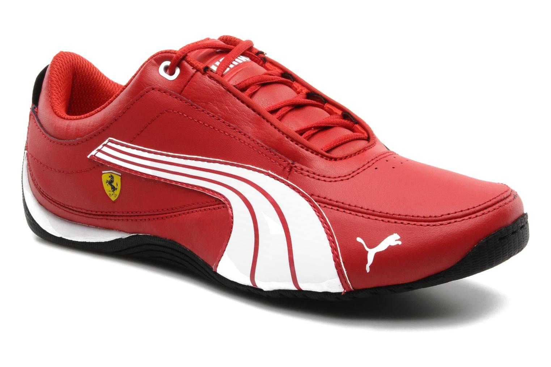 Sneaker Puma Drift Cat 4 L SF NM Jr rot detaillierte ansicht/modell
