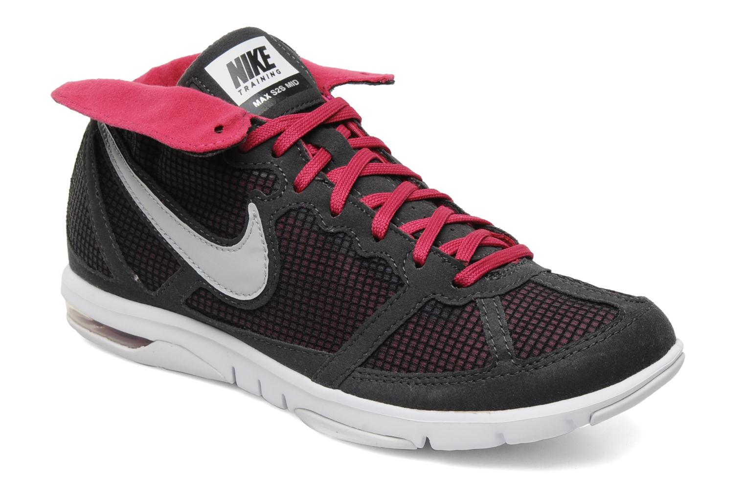 separation shoes 8faf3 a982b ... W Nike Air Max S2S Mid AnthraciteStrt Grey-Sprt Fchs ...