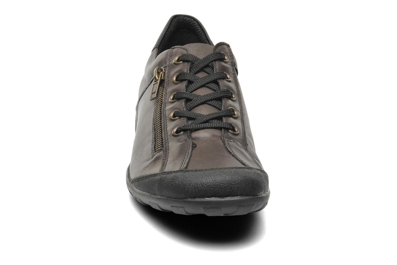 Baskets Remonte Schwa R3421 Noir vue portées chaussures