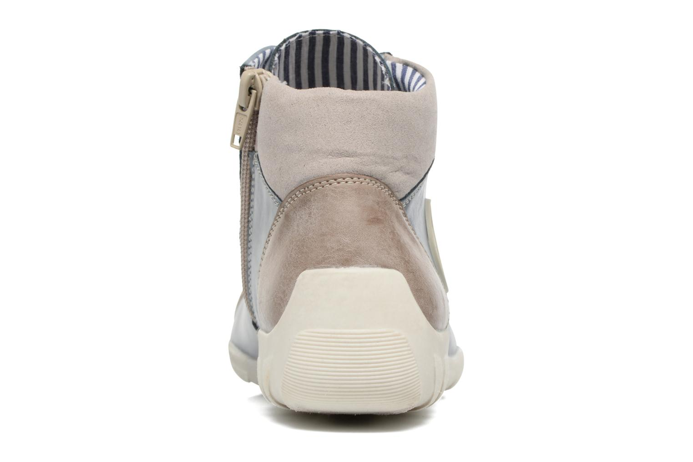 Sneakers Remonte Liv R3474 Blå Se fra højre