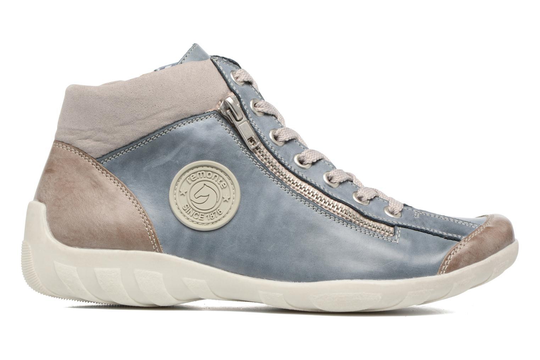 Sneakers Remonte Liv R3474 Blauw achterkant