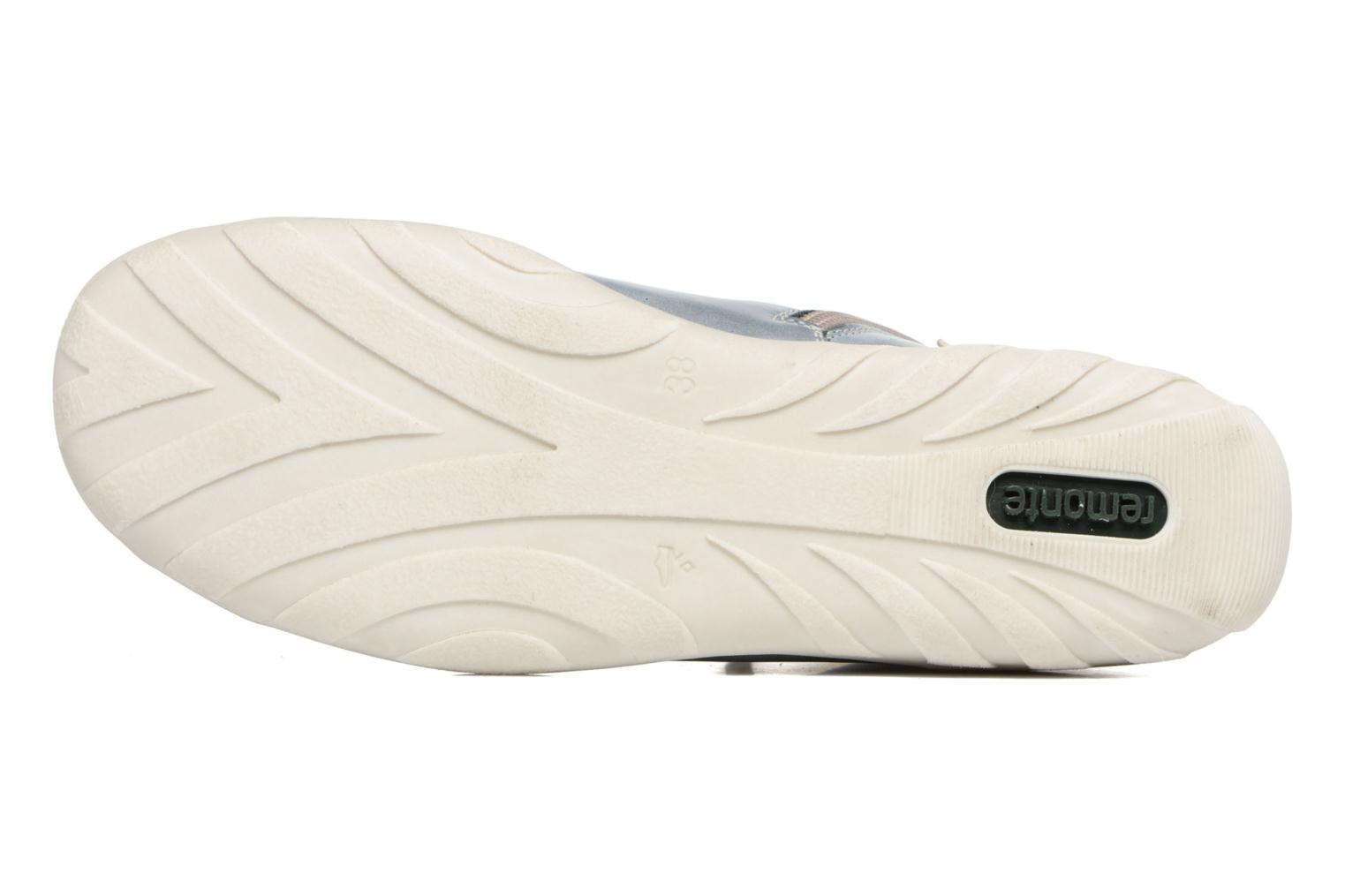 Trainers Remonte Liv R3474 Blue view from above