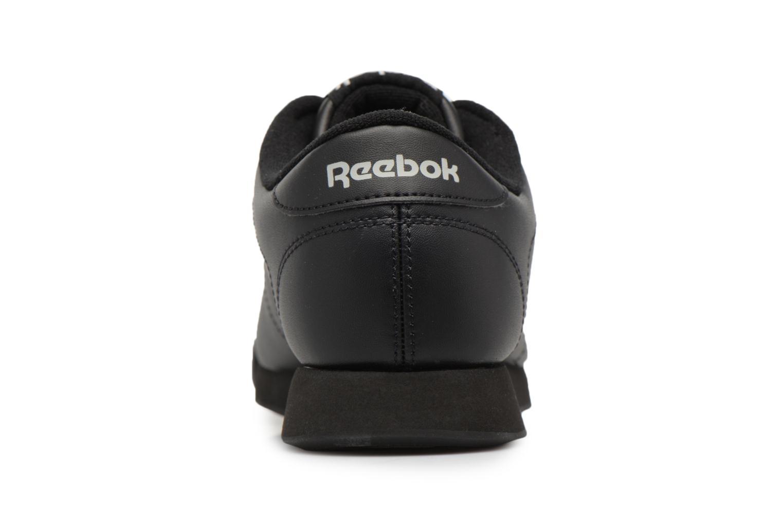 Baskets Reebok Princess Noir vue droite