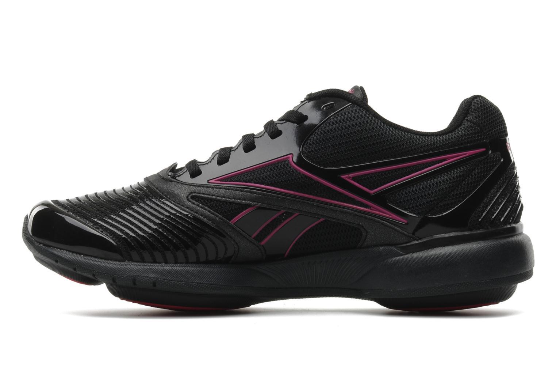 Zapatillas de deporte Reebok Easytone Exclusive Negro vista de frente