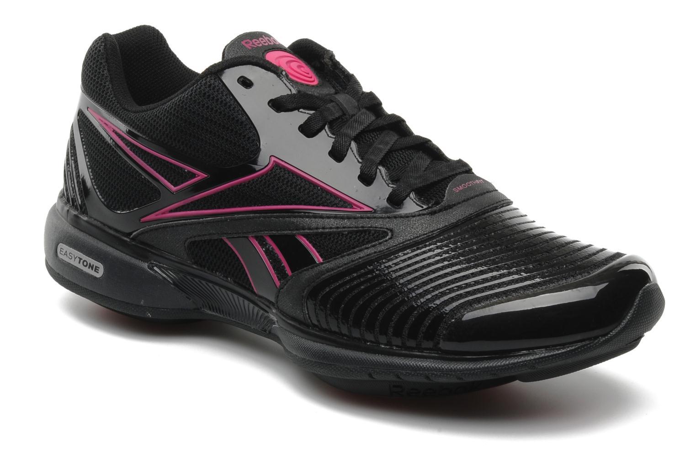 Zapatillas de deporte Reebok Easytone Exclusive Negro vista de detalle / par