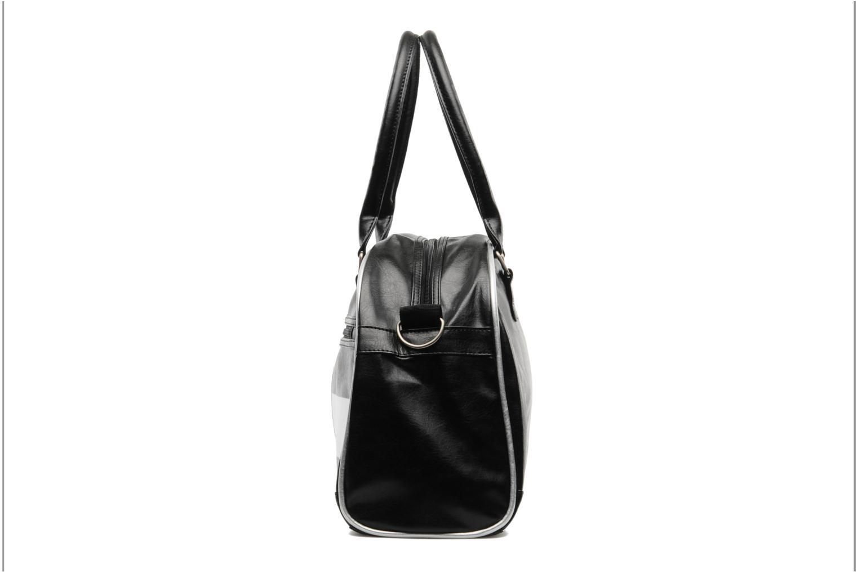 Borse Converse CT Bowling Bag Retro Nero modello indossato
