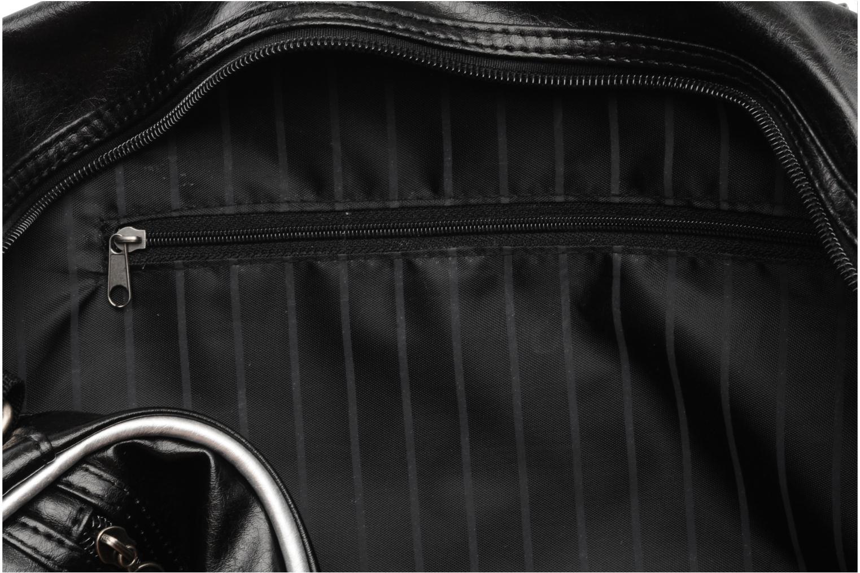 Borse Converse CT Bowling Bag Retro Nero immagine posteriore