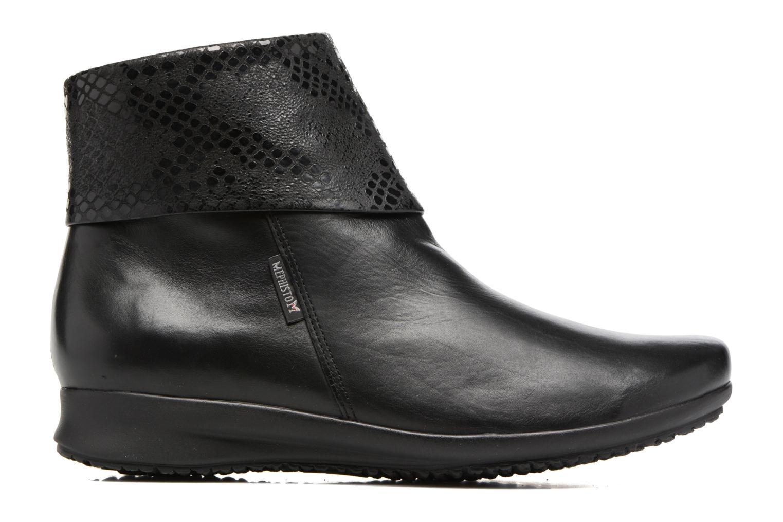 Bottines et boots Mephisto Fiducia Noir vue derrière