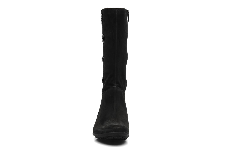 Bottines et boots Mephisto Filina Noir vue portées chaussures