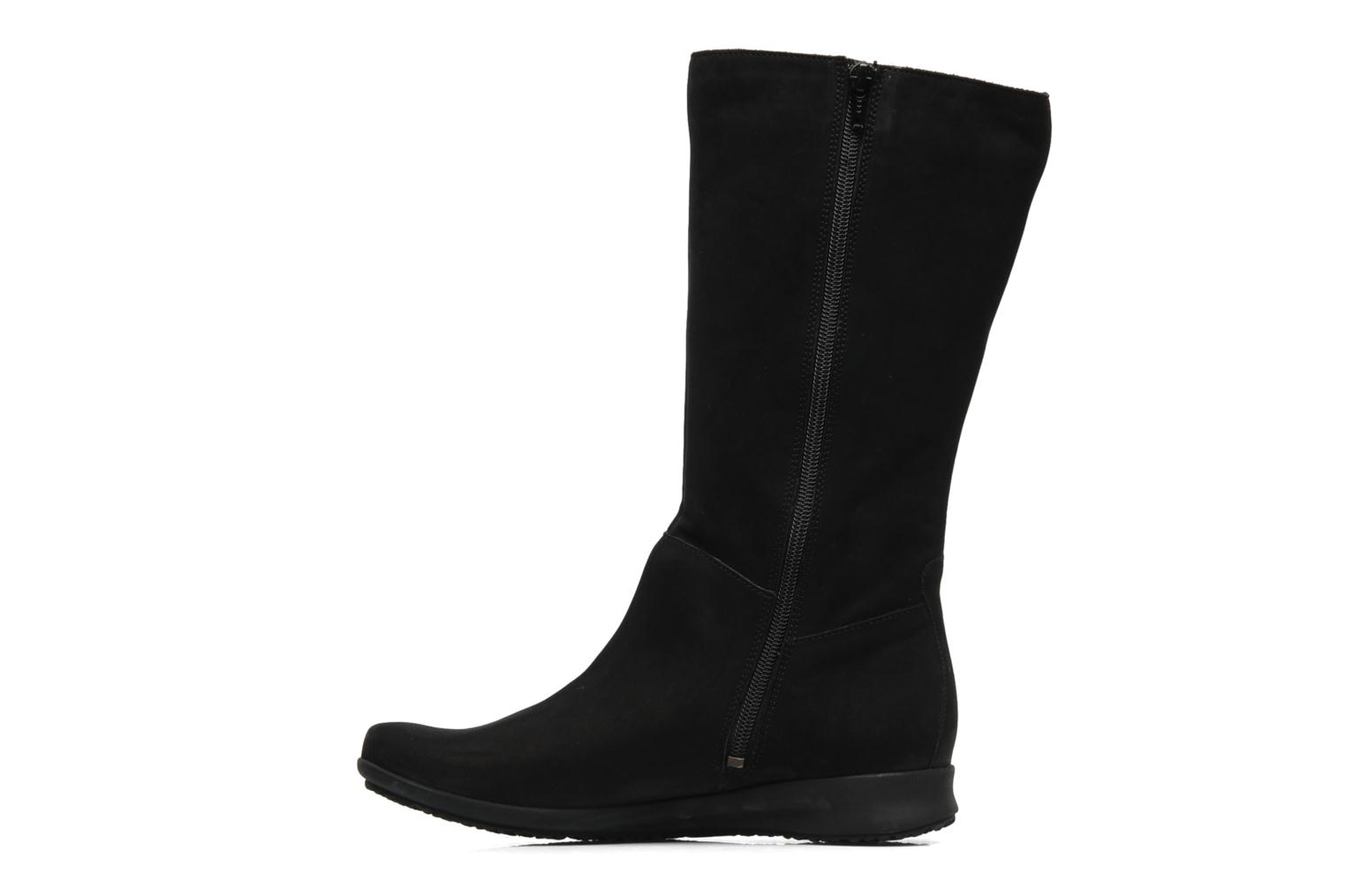Ankle boots Mephisto Filina Black front view