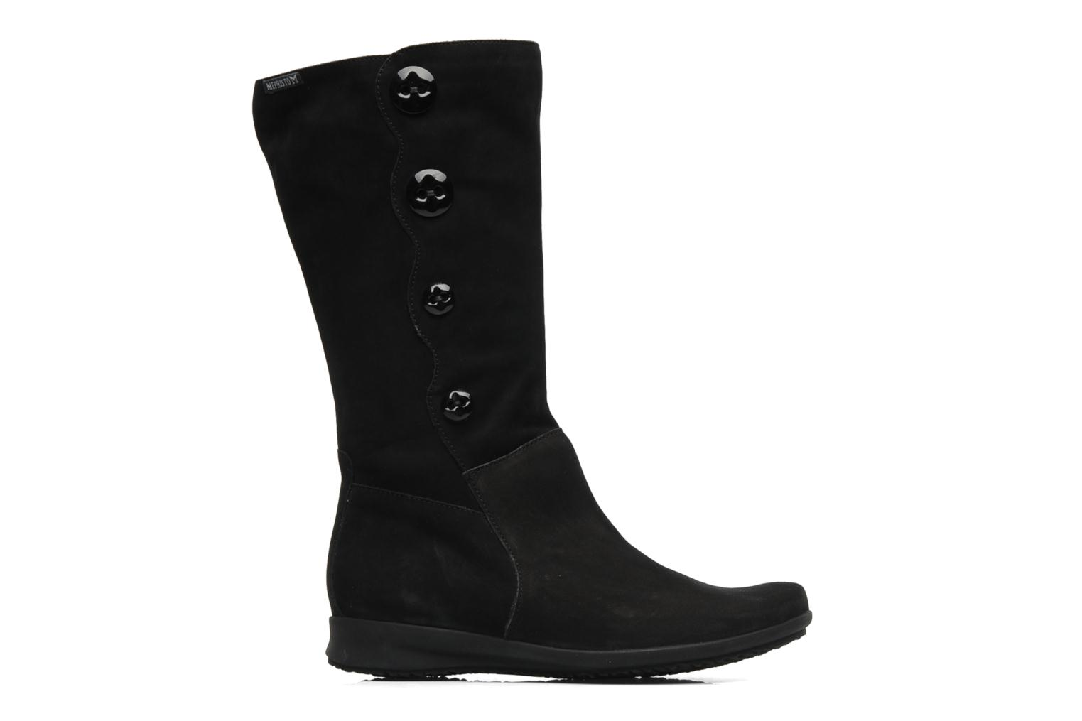 Ankle boots Mephisto Filina Black back view
