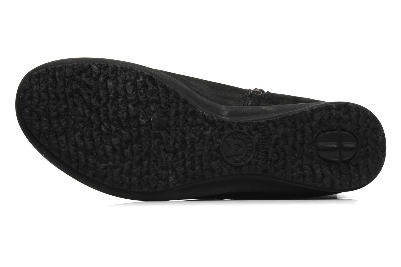 Stiefeletten & Boots Mephisto Filina schwarz ansicht von oben