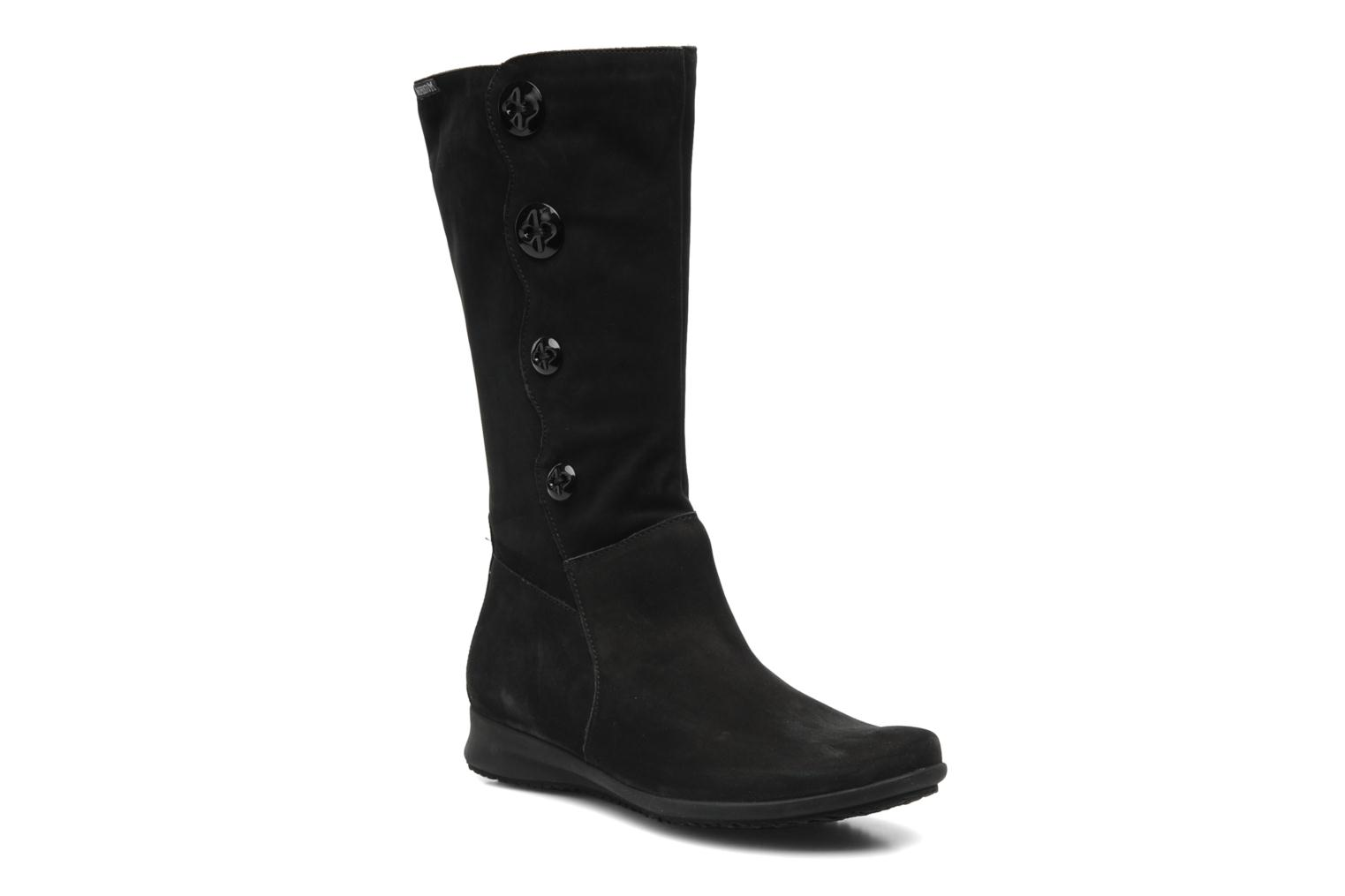 Ankle boots Mephisto Filina Black detailed view/ Pair view