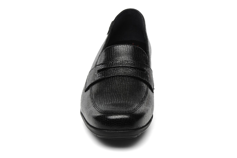 Loafers Mephisto Kinga Black model view