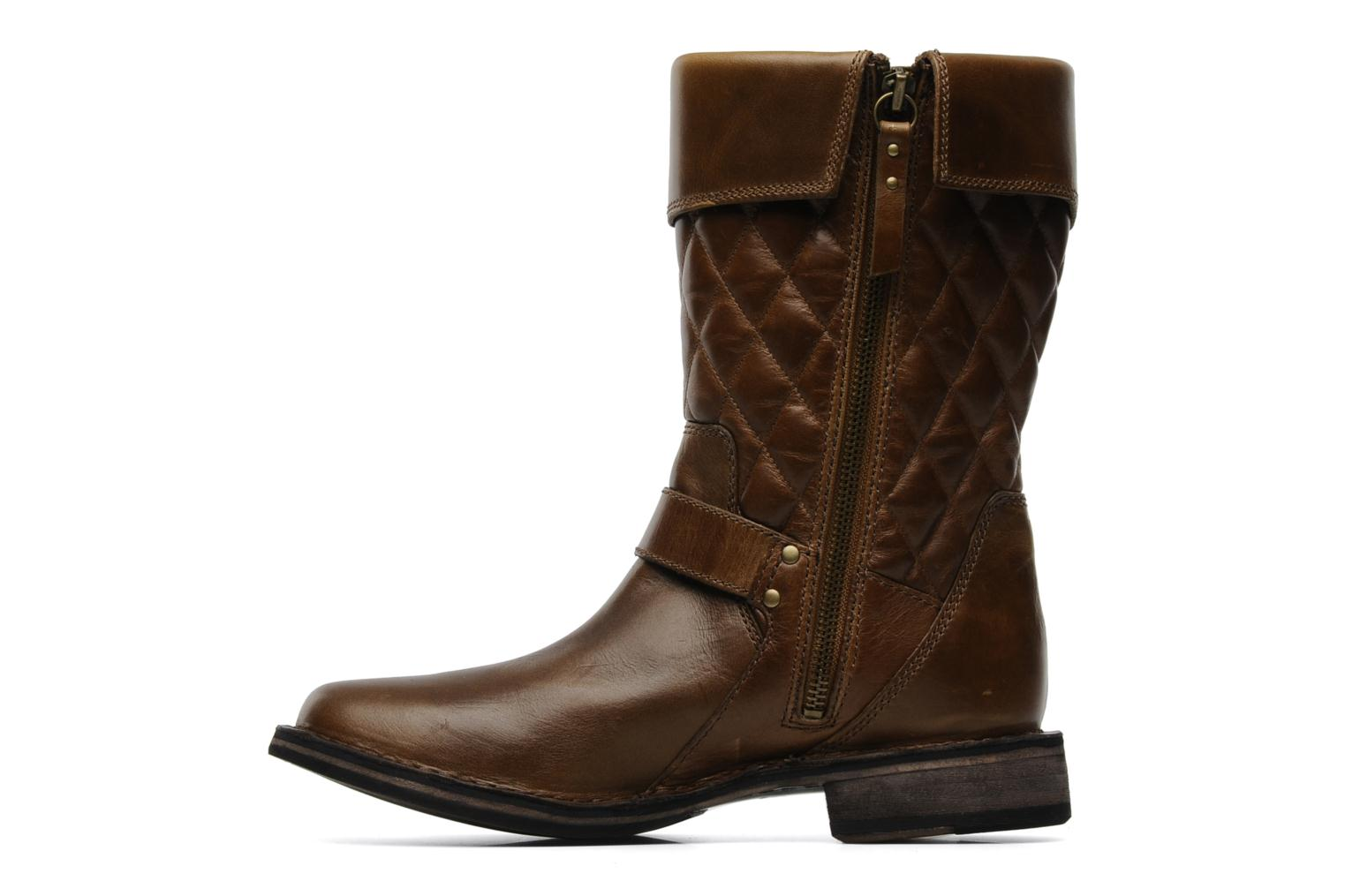 Bottines et boots UGG Conor Marron vue face