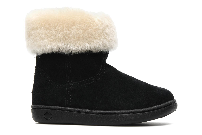 Bottines et boots UGG Jorie II K Noir vue derrière