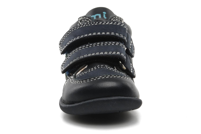 Baskets Primigi Nilph Bleu vue portées chaussures