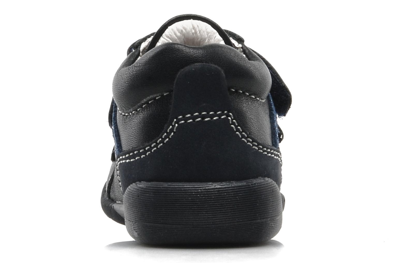 Baskets Primigi Nilph Bleu vue droite