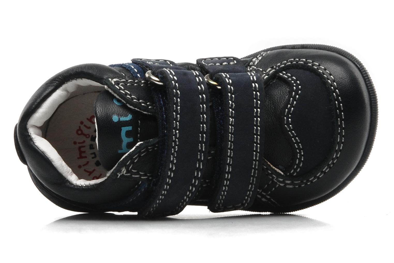 Baskets Primigi Nilph Bleu vue gauche