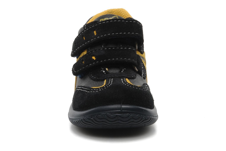 Baskets Primigi Rupert-1 Bleu vue portées chaussures