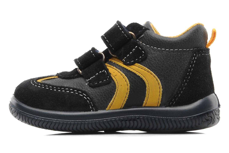 Sneaker Primigi Rupert-1 blau ansicht von vorne
