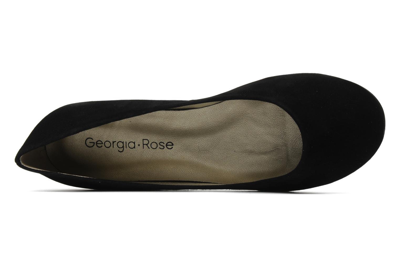 Ballerina's Georgia Rose Sabrina CFT Zwart links