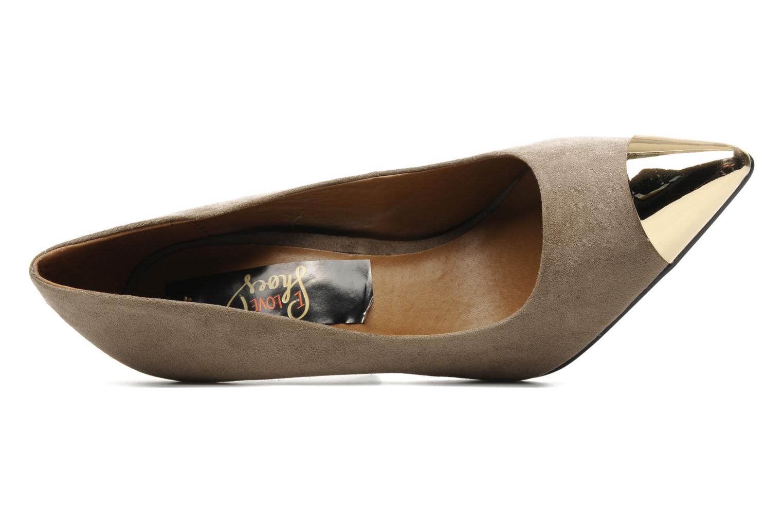 Décolleté I Love Shoes Pakeisha Beige immagine sinistra
