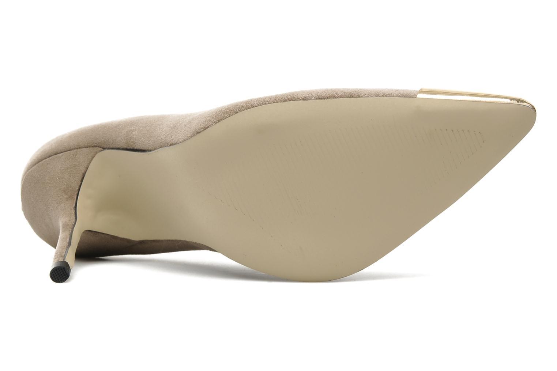 Décolleté I Love Shoes Pakeisha Beige immagine dall'alto