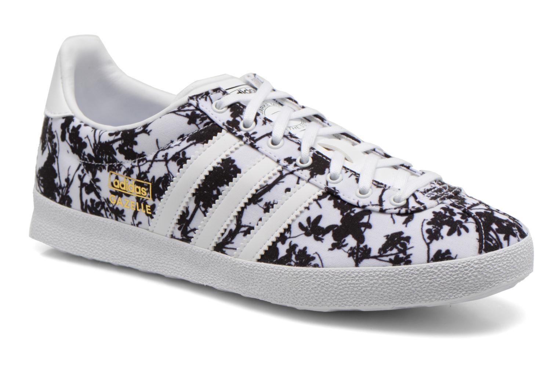 Baskets Adidas Originals Gazelle og w Multicolore vue détail/paire