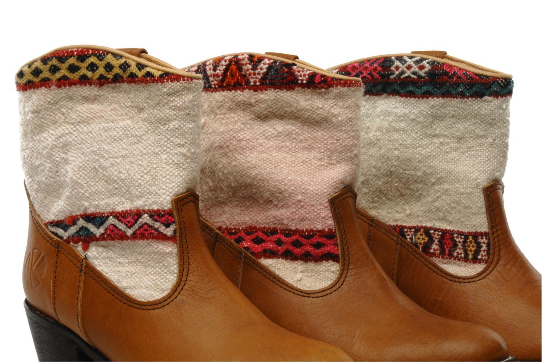 Stiefeletten & Boots Kiboots Inez braun 3 von 4 ansichten
