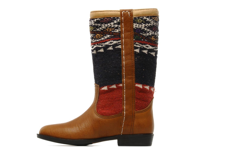Bottines et boots Kiboots Lee Ann Marron vue face