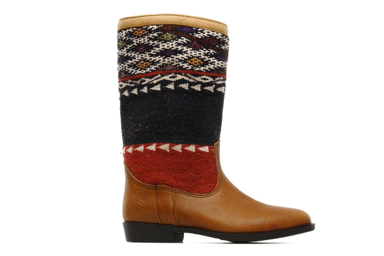 Bottines et boots Kiboots Lee Ann Marron vue derrière