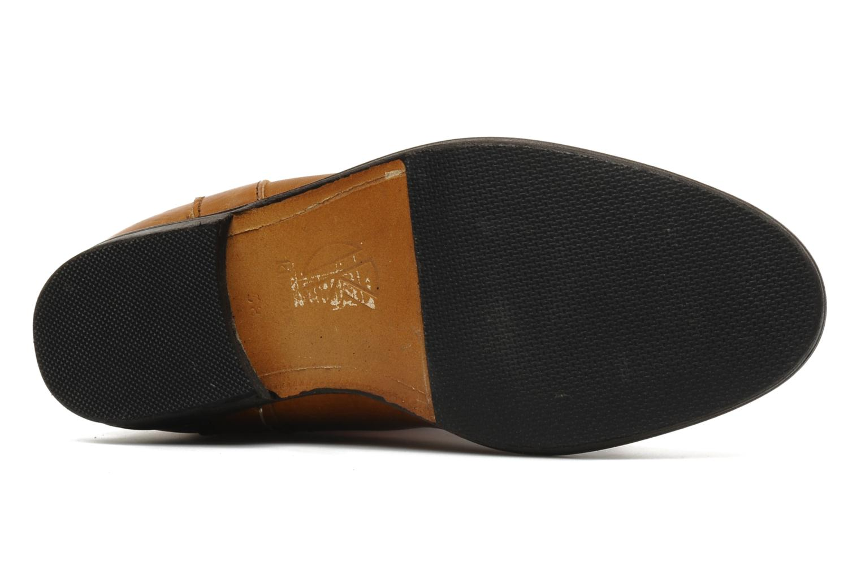 Bottines et boots Kiboots Lee Ann Marron vue haut