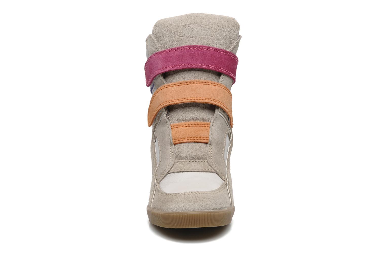 Baskets Buffalo Baluza Multicolore vue portées chaussures